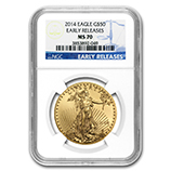 Gold Eagles (NGC Certified)